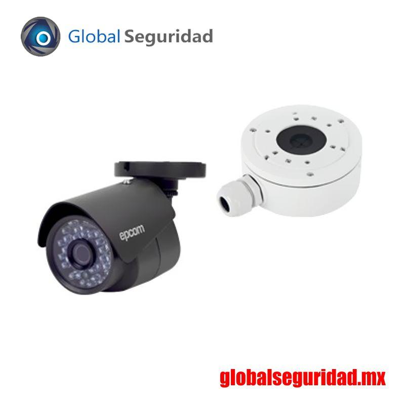 B8TURBOXZJ Kit de Cámara Bala TurboHD 1080p