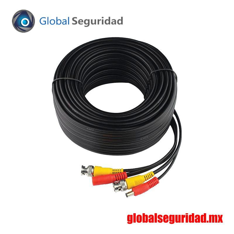 DIY20MHD Cable Coaxial armado con conector BNC 30mts