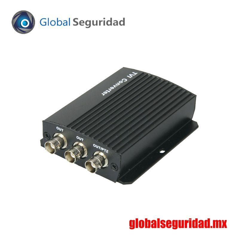 DS1H31 Distribuidor de vídeo TurboHD V2.0
