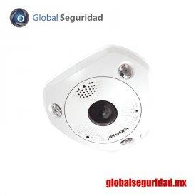 DS2CD6362FIVS Cámara IP tipo domo 6 megapixels 360º