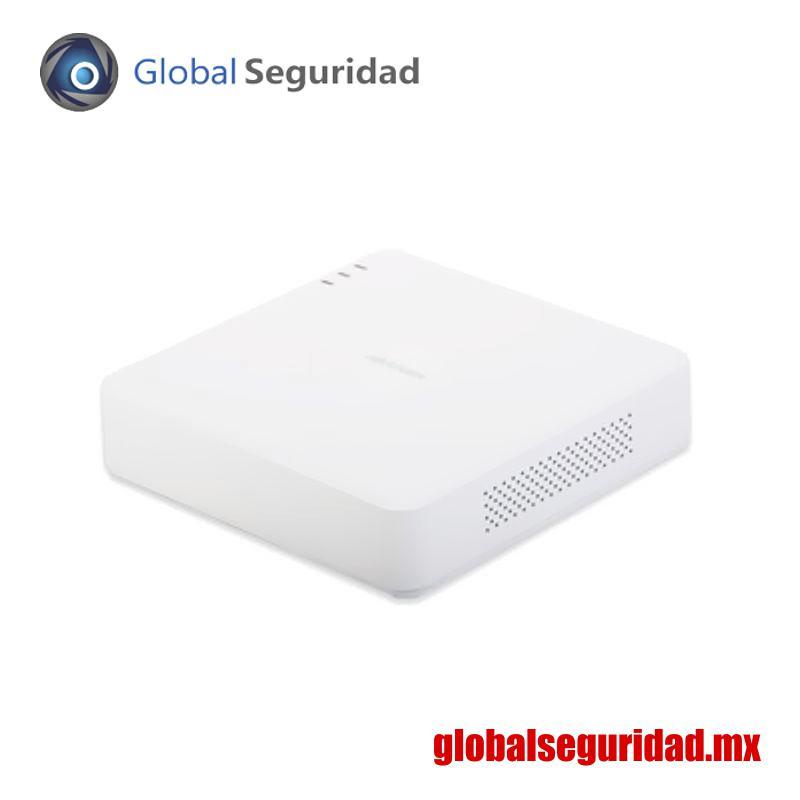 DS7104NISNP NVR Slim 4 canales IP