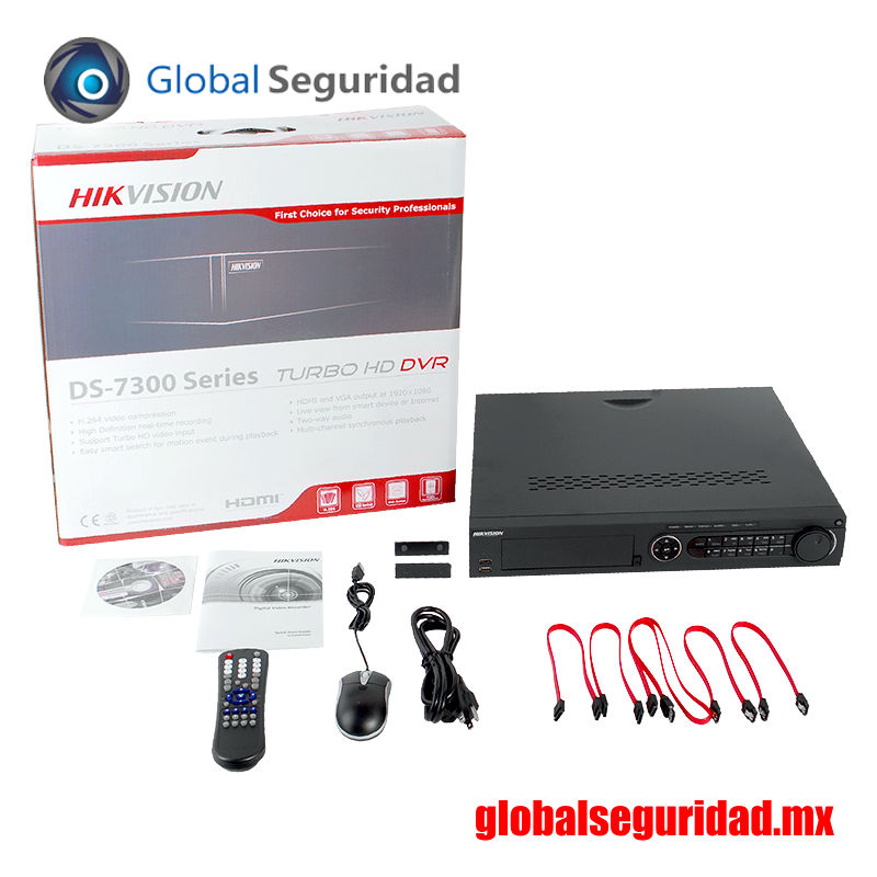 DS7332HGHISH DVR 32 canales TurboHD - foto 1