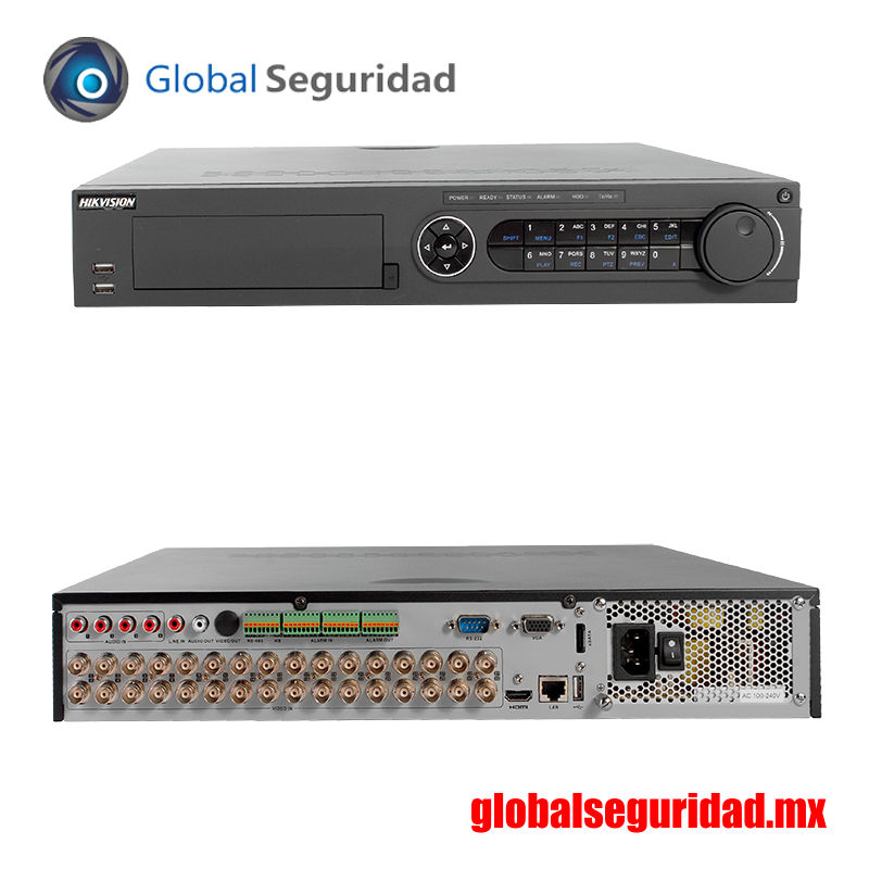 DS7332HGHISH DVR 32 canales TurboHD - foto 2