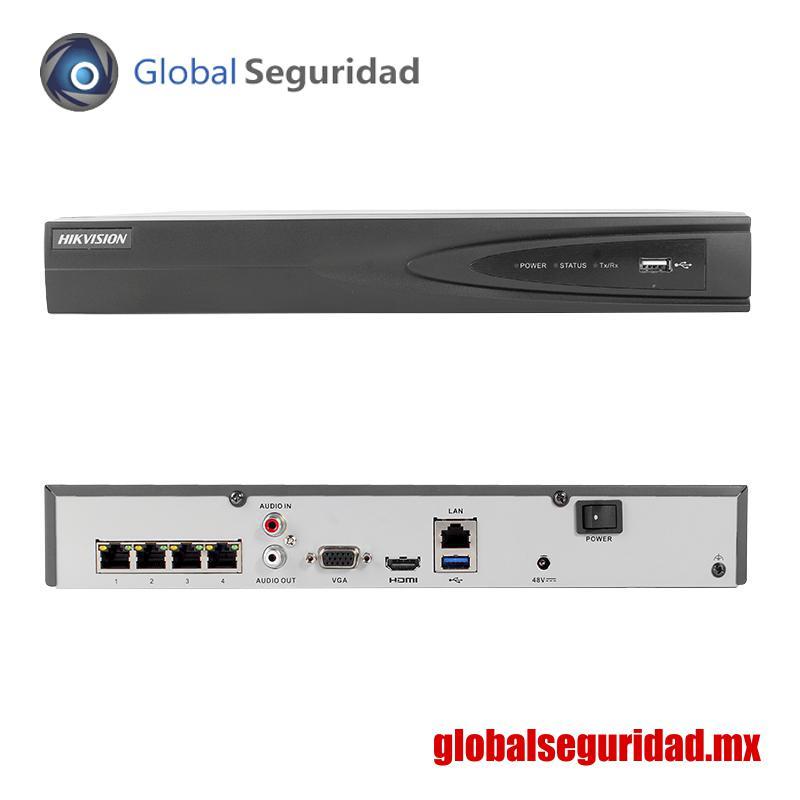 DS7604NIE14P NVR 4 canales IP - foto 1