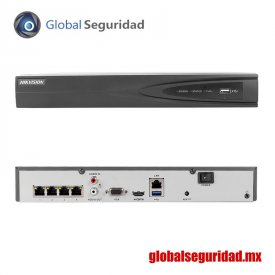 DS7604NIE14P NVR 4 canales IP