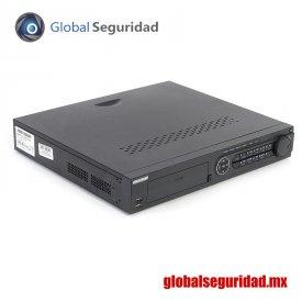DS7716NISP NVR 16 Canales IP HD, 16 Puertos HPoE