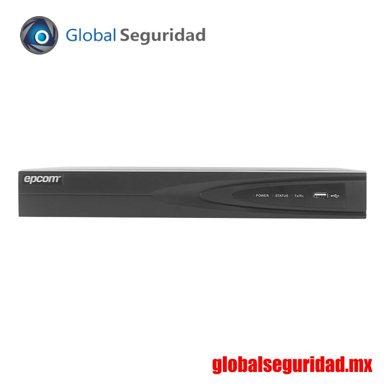 EV1004TURBOX DVR 4 canales TurboHD + 1 IP - foto 1
