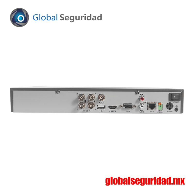 EV1004TURBOX DVR 4 canales TurboHD + 1 IP - foto 3