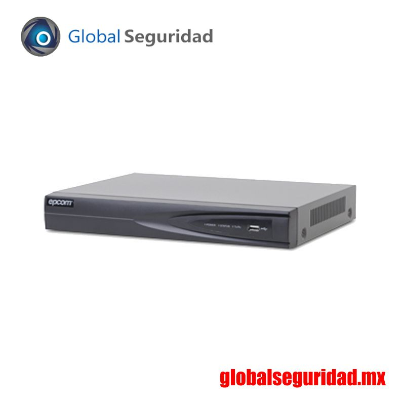 EV1004TURBOX DVR 4 canales TurboHD + 1 IP