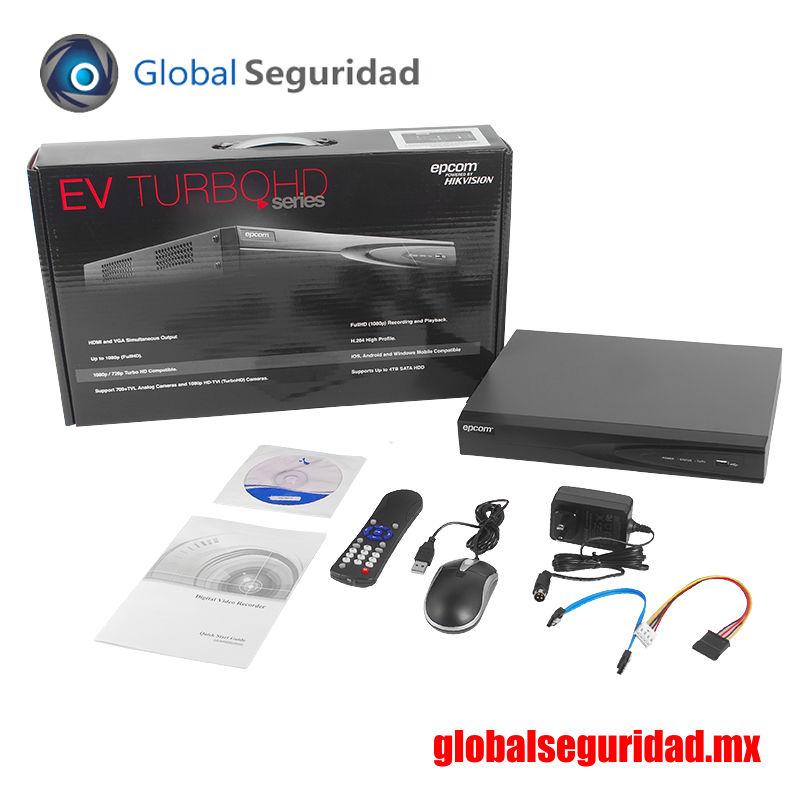 EV1008TURBOX DVR 8 canales TurboHD - foto 1