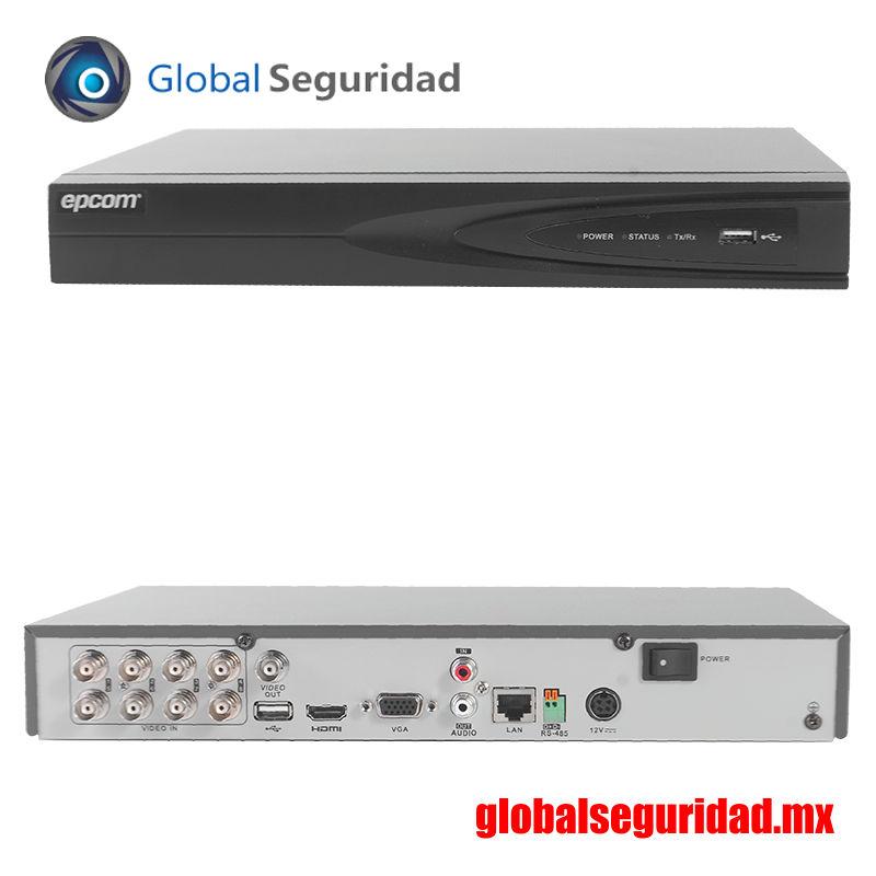 EV1008TURBOX DVR 8 canales TurboHD - foto 2