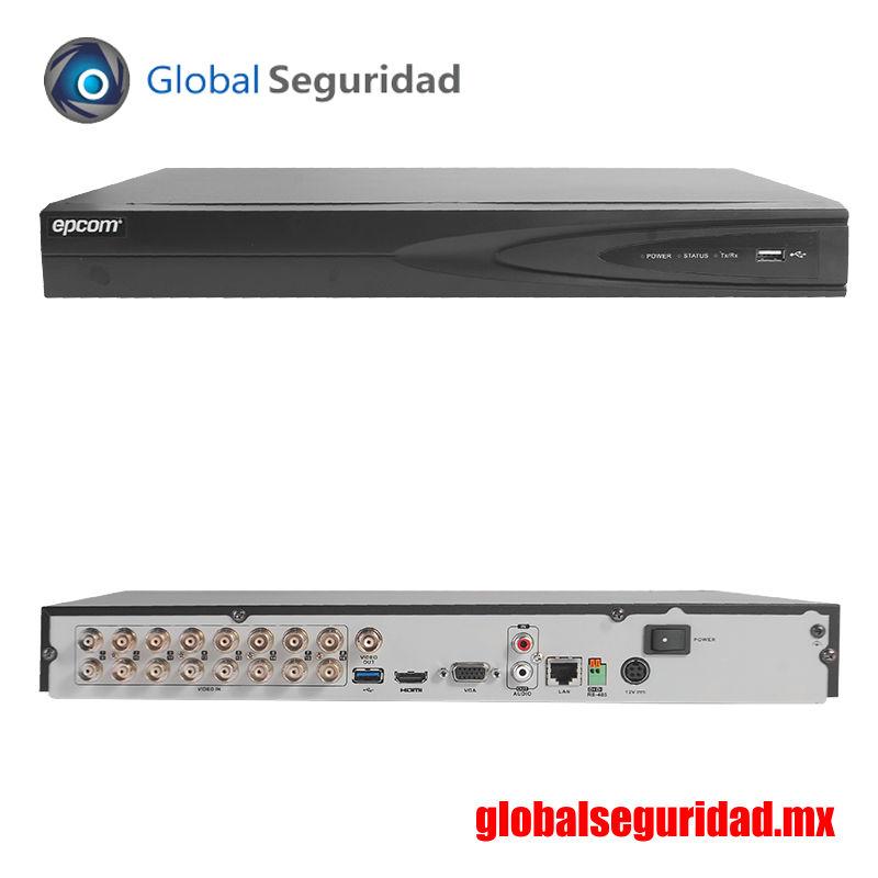 EV1016TURBOX DVR 16 canales TurboHD - foto 2