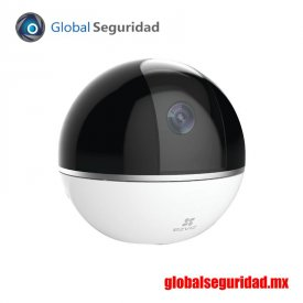 EZMIN360PLS MiniCámara IP PT 2 Mp Resd. Grab. en nube Notificación Push Audio 2 vías