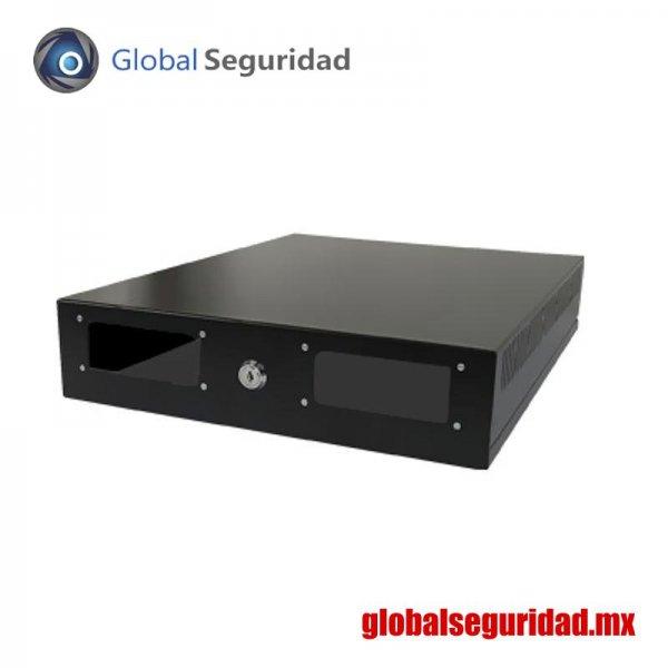 GABVID4 Gabinete de Seguridad para DVR/NVR. Tamaño Extra Grande