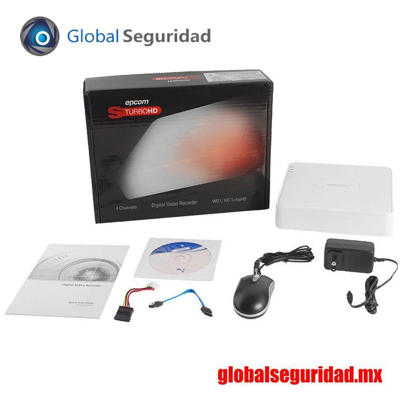 KESTXLT4B Kit CCTV 4 bala TurboHD 720p - foto 1