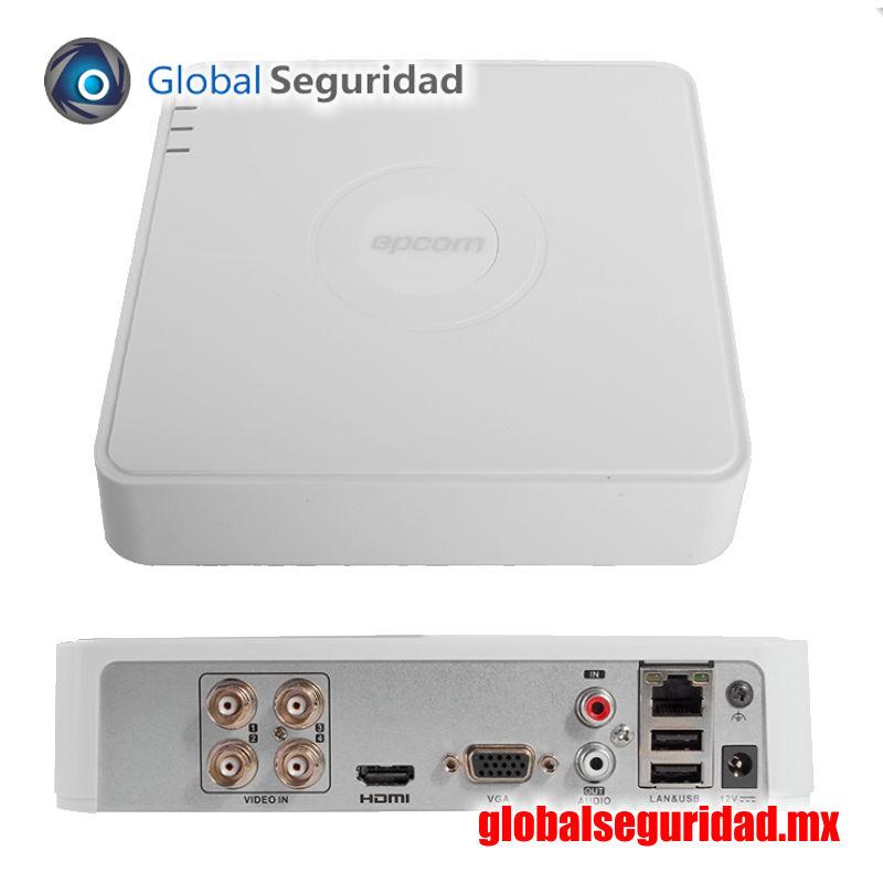 KESTXLT4B Kit CCTV 4 bala TurboHD 720p - foto 2