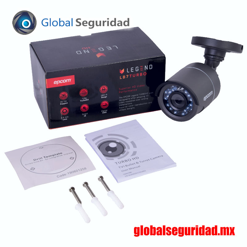 KESTXLT4B Kit CCTV 4 bala TurboHD 720p - foto 3