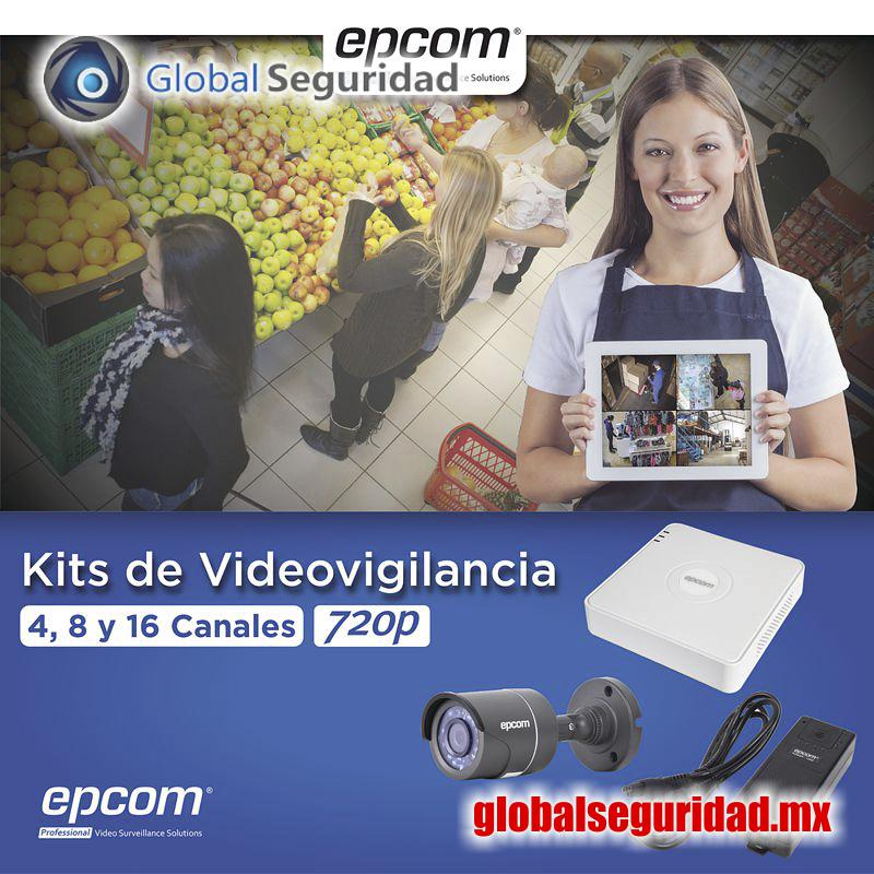 KESTXLT4B Kit CCTV 4 bala TurboHD 720p - foto 4