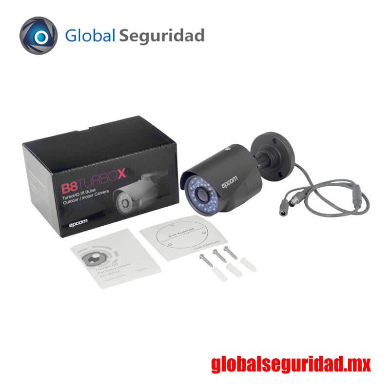 KEVTX8T16B Kit TURBOHD 1080p DVR 8 Canales - foto 2