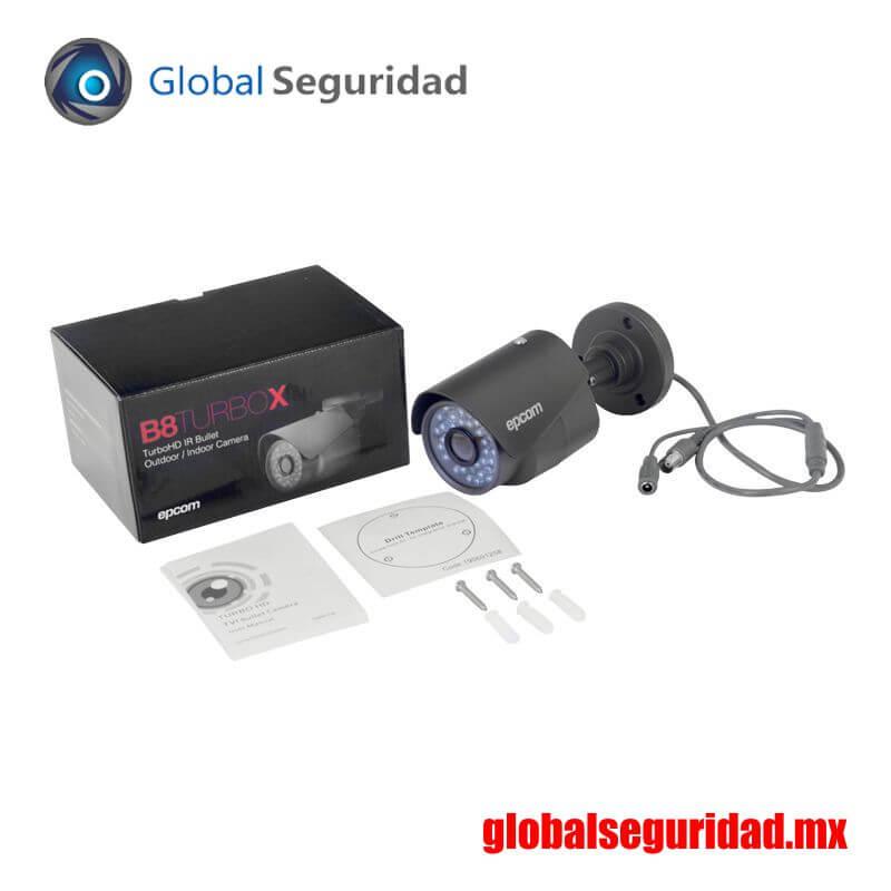KEVTX8T8B Kit TURBOHD 1080p DVR 16 Canales - foto 2