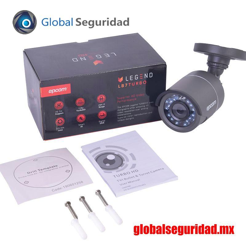 LB7TURBO Cámara Bala TurboHD 720p / Analógica 1200 TVL - foto 3