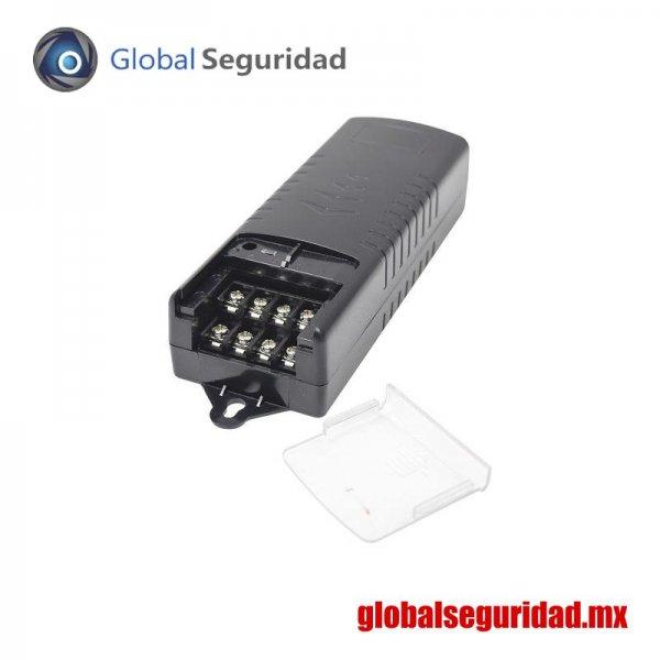 PS12DC4C Fuente profesional 4 salidas ajustable 12 a 15 Vcd. - foto 3