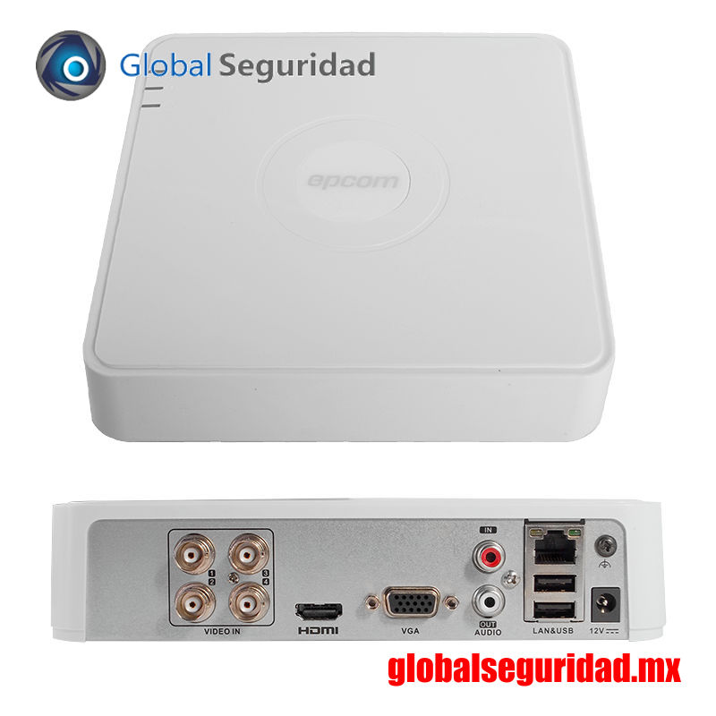 S04TURBOX DVR 4 canales LEGEND TurboHD 3.0 (720P) - foto 2