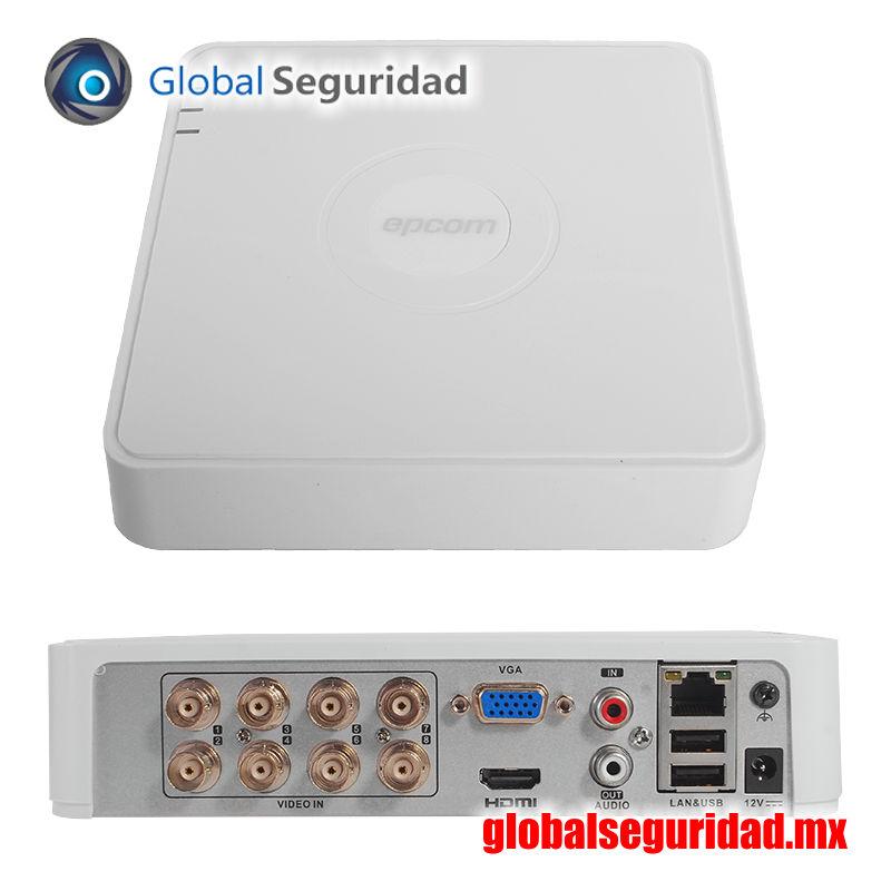 S08TURBOX DVR 8 canales LEGEND TurboHD 3.0 (720P) - foto 2