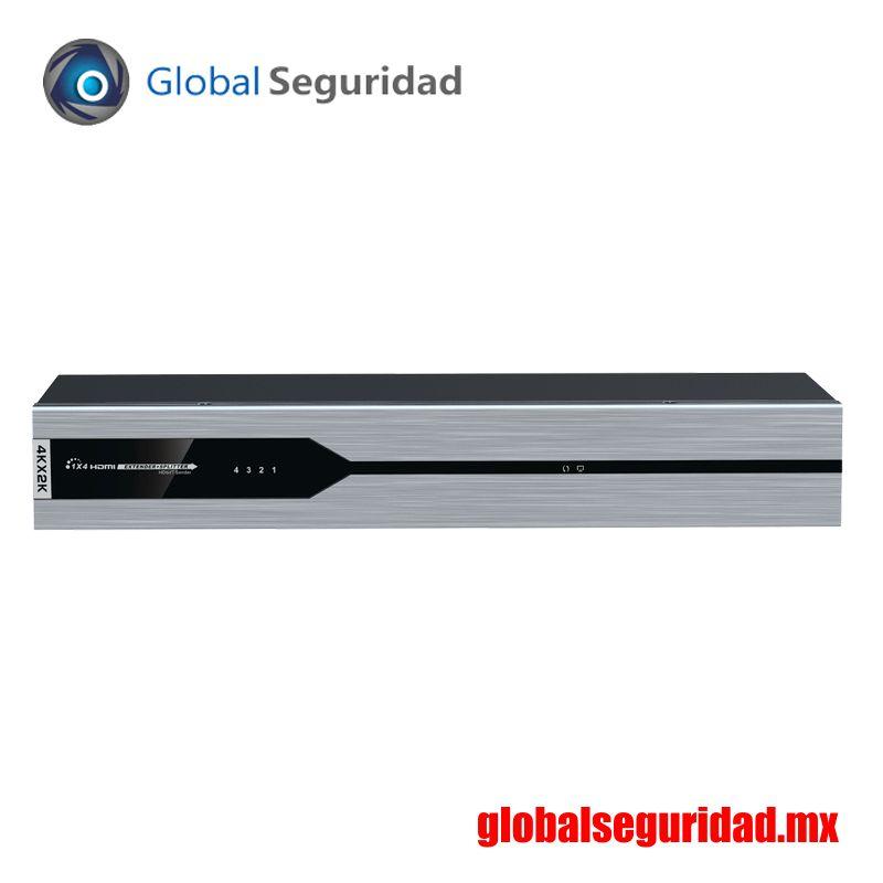 TT3144KHDBITTTX Divisor de ultra alta definición de 1 entrada x 4 salidas 4K x 2K HDMI