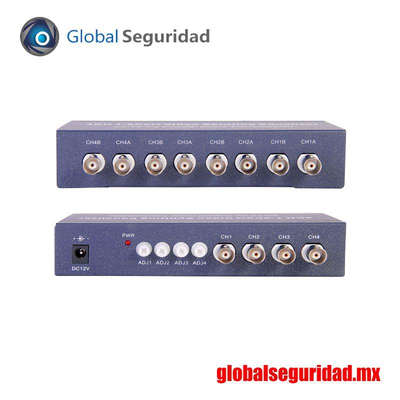TT4CH12BNC Divisor y Amplificador de Video - foto 1