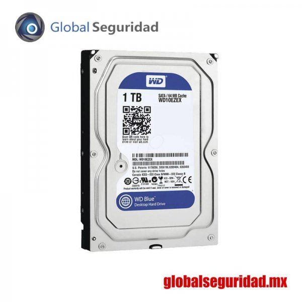 WD10EZEX Disco duro Western Digital 1 TB SATA